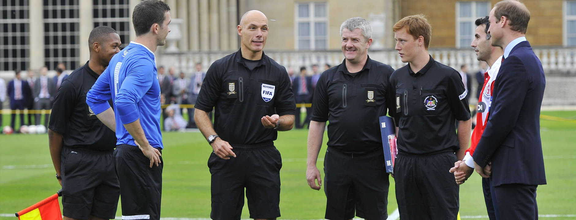 4 Soccer Referee Secrets for the Ceremonial Coin Toss