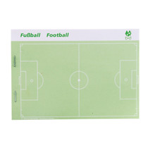 Soccer Field Note Pad
