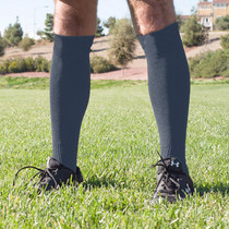 Collegiate Navy Referee Socks