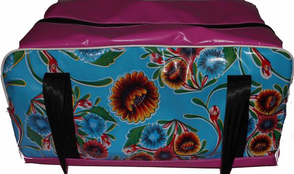Travel Mate Bag Oil cloth 52cmL X 28cmW X 25cm H