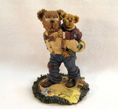 Boyds ~ GRANDPA McBRUIN With BRIAN  *  Catalog Exclusive  *  NEW From Shop