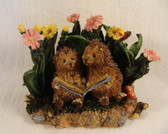 Boyds  ~ TICKLES & PRICKLES ... STUCK ON  YOU * Retired