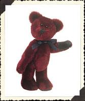 """Boyds  ~  THISBEY F. WUZZIE  *  2.5""""  Bear  * NWT"""