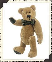 """Boyds  ~  T. FRAZIER WUZZIE  *  5"""" Bear  *  NWT"""