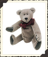 """Boyds  ~  T. FULTON WUZZIE  *  5""""  Bear * NWT"""