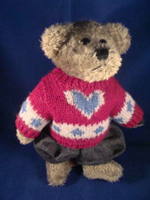 """Boyd's  ~  FREDDY BEANBERGER ... 10"""" Dressed Bear  *  NEW From Our Shop"""
