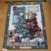 Boyd's  ~  ELLIOT & THE TREE ... CHRISTMAS TAPESTRY  *  NEW From Our Shop