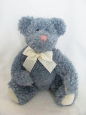 """Baby Boyds  ~  PERRIWINKLE P. SNICKLEFRITZ 8""""  Bear * NWT"""
