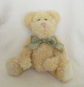 """Baby Boyds  ~  BUTTERCUP C. SNICKLEFRITZ   8""""  Bear  * NWT"""