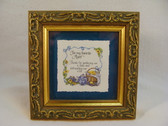 FOR MY FAVORITE AUNT ... Mini Picture  *  Matted & Framed