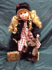 Boyd's Doll  ~ BRITTANY ... Life's Journey  *  NEW From Our Retail Shop