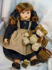 Boyd's Doll  ~  JAMIE E. ... The Last One  *QVC Exclusive*  NEW In Box