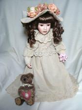 "Boyd's Doll  ~  EMILY ... The Future  *16"" Limited Ed. BRIDE*  MINT w/Tag"