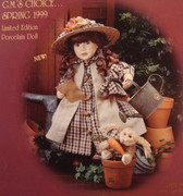 "Boyd's Doll  ~  JULIA ... Garden Friends  *16"" LIMITED ED.*  NEW From our Shop"