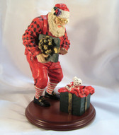 Dept. 56  ~  LITTLE PAWS FOR SANTA CLAWS  *RARE*  NEW In Box