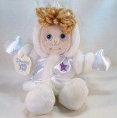 "Dreamsicle  ~  TWINKLE ... 9"" Snowgirl ANGEL HUGS  *  NEW From Our Retail Shop"