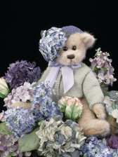 "Bearington  ~  PAIGE ...  17"" Bear w/Hat & Sweater * NEW From Our Retail Shop"