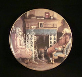 Dept 56  ~  CHRISTMAS CAROL PLATE #2 OF 4  *  NIB