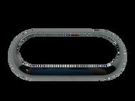 Chrome Bezel for LED Light
