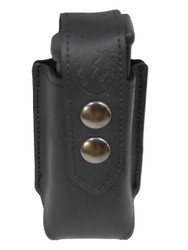 New Black Leather Single Magazine Pouch (#BL1MAG)