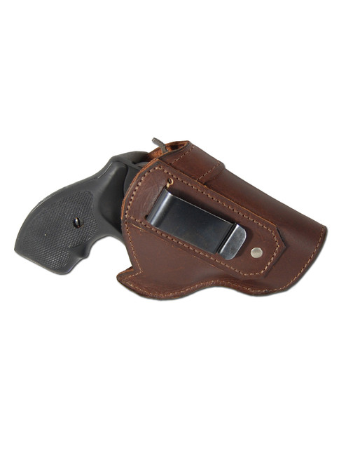 New Brown Leather IWB Holster for 2\