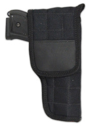 New Concealment Flap Gun Holster for Full Size 9mm .40 .45 Pistols (#202NYF)
