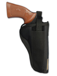 "New OWB Belt Gun Holster for 4"" 22 38 357 41 44 Revolvers (#53-4)"