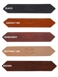 "New 1 1/2"" (1.5"") Heavy Duty Leather Belts for Sizes 47"" - 53"" (#L15)"