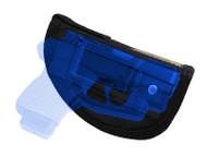 New Inside the Waistband Gun Holster for Mini/Pocket .22 .25 .32 .380 Pistols with LASER (#L67-4s)