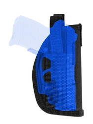 New OWB Belt Gun Holster for .380 Ultra Compact 9mm .40 .45 Pistols with LASER (#L42)