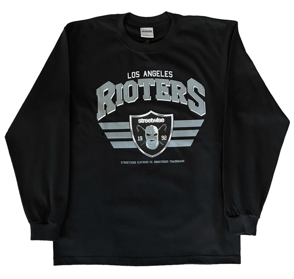 Rioters 2.0 Long Sleeve by Streetwise
