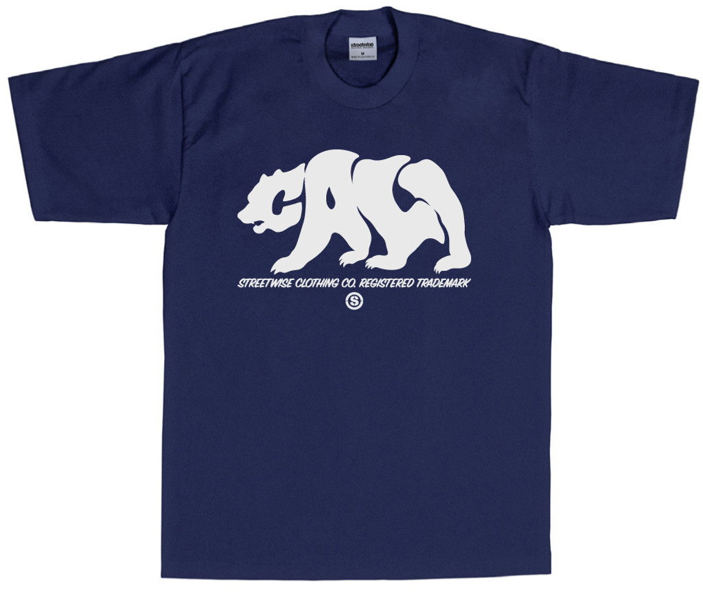 Streetwise Cali Cubs T-Shirt