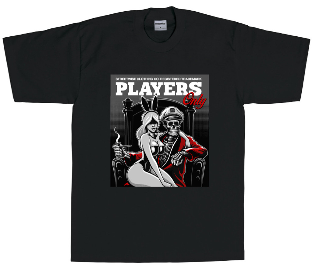 Streetwise Players Only T-Shirt