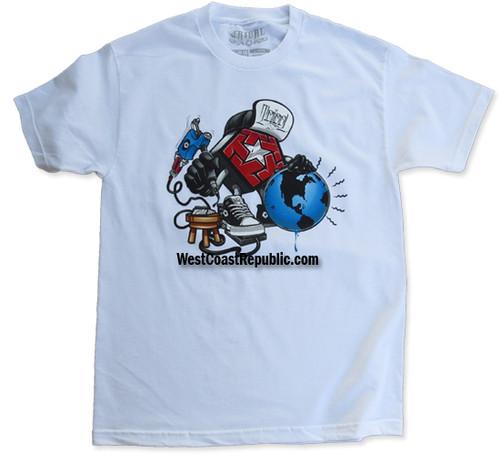 Tribal Gear T Star Guy T-Shirt