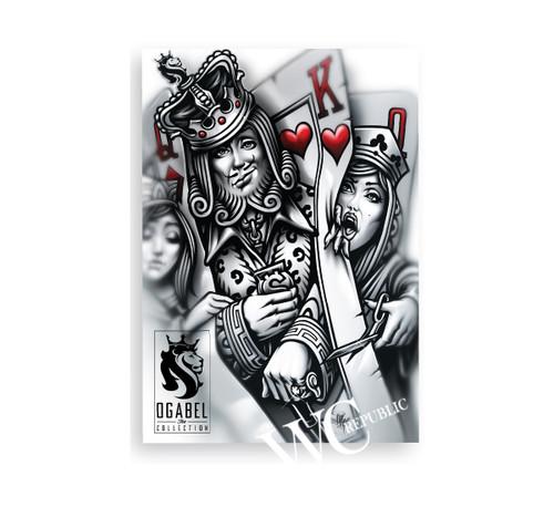 Kingpin Sticker