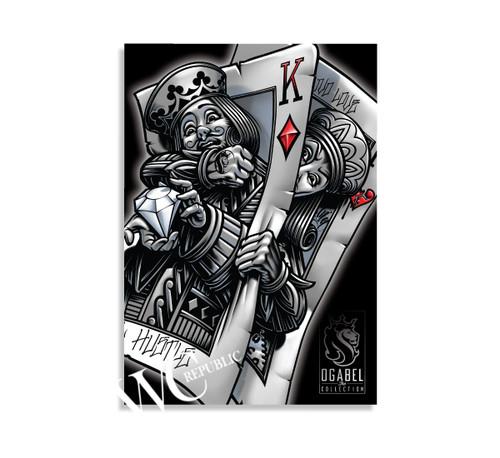 Battle King Sticker