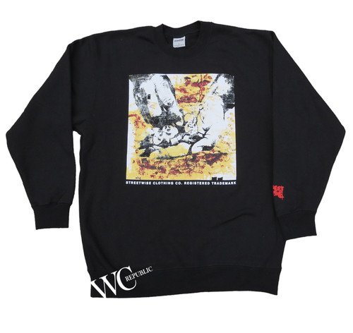 Streetwise Tips Crewneck Sweater