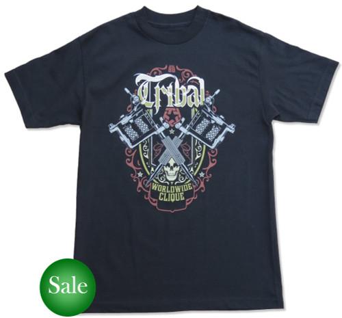Men's Tribal Hydro Gun T-Shirt