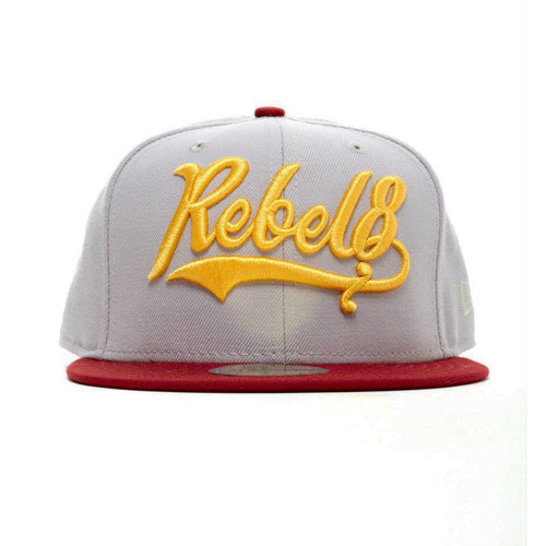 Rebel8 Lefty 59Fifty Hat