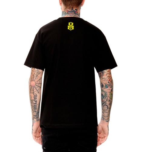 Rebel8 Sleeze T-Shirt - Back