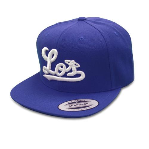 Streetwise Los Snapback Hat
