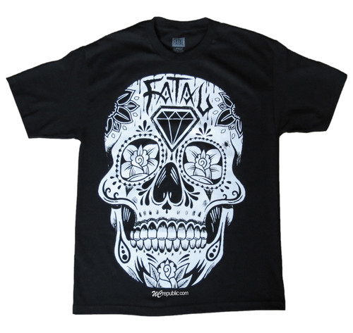 Fatal Clothing Day of the Dead T-Shirt