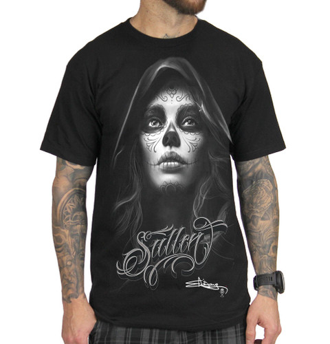 Sullen Dark Grey T-Shirt