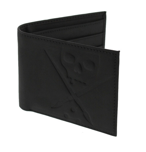 Sullen Reign Leather Wallet