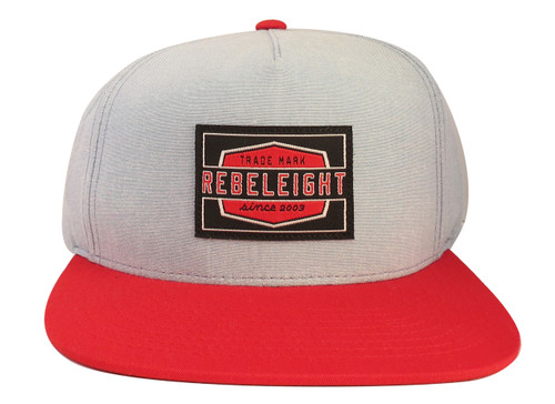 Rebel8 Trade Mark Snapback Hat