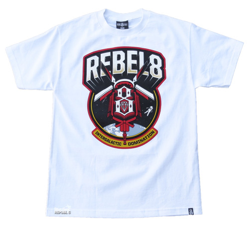 Rebel8 Intergalatic Domination T-Shirt