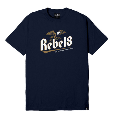 Rebel8 Brewed and Screwed T-Shirt