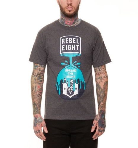 Rebel8 Cover the 8 T-Shirt