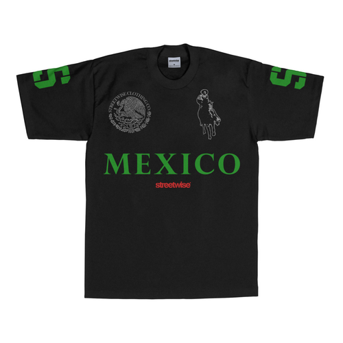 Streetwise Narco Polo T-Shirt GRN