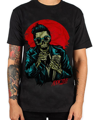Addictive Rockabilly T-Shirt